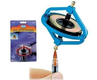 Navir 6020/BL Mini Space Wonder Gyroscope in Blister Pack, Blue, Multicoloured (B00778IQ1I) | Amazon Products
