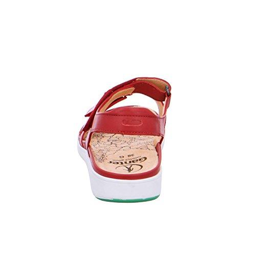 Ganter - Gina-g, Scarpe col tacco Donna Rosso (Rosso)