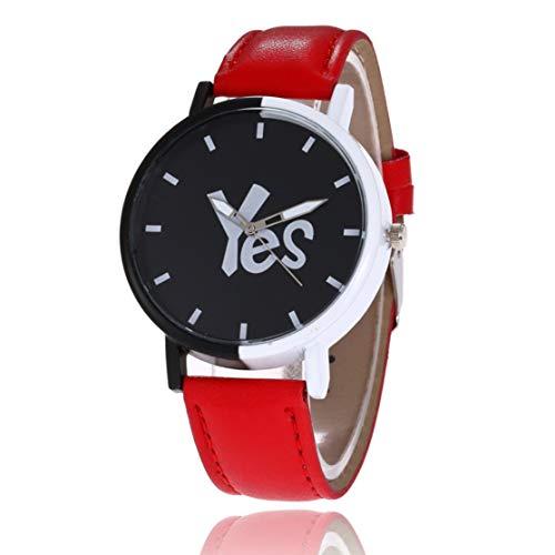 db6c7d0dee95 LouiseEvel215 Casual Reloj de Cuarzo Marca Relojes de Pulsera de Silicona  Cronógrafo Moda de Negocios Popular Niza Sweety Regalo