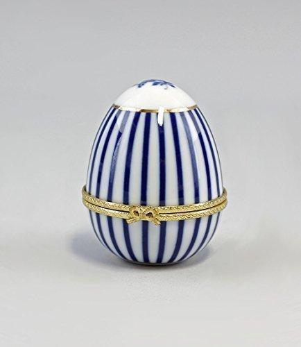 Eidose debout bleu porcelaine
