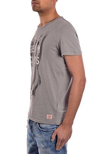 JACK & JONES Herren T-Shirt Grau
