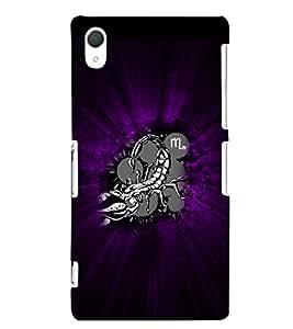 EPICCASE Sting Mobile Back Case Cover For Sony Xperia Z2 (Designer Case)