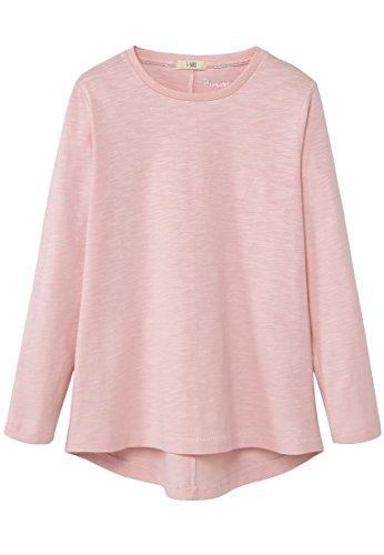 mango-kids-meliertes-t-shirts-basic-t-shirt-size9-10-jahre-colorhelllila-pastelllila