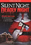 SILENT NIGHT DEADLY NIGHT PARTS 3,4 & 5 (3 DISC SET)