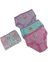 Tinker Bell The Fairy Girls Briefs Three Pack
