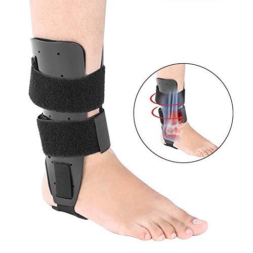 Distorsione alla Caviglia Stecca Supporto ortesi Supporto ortesi Traspirante Protezione anticaduta Traspirante per Recupero di artrite Tendinite di Achille e fascite Plantare Sport