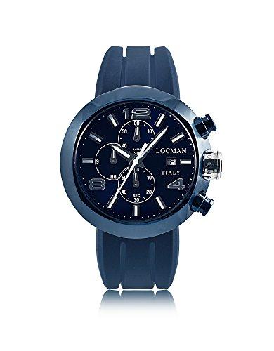 LOCMAN Herren 0420Blbnnk0sibwsb Blau Uhr