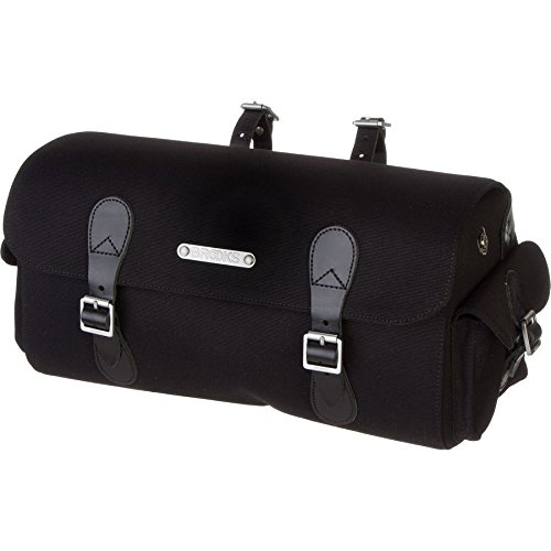 Brooks Glenbrook Saddle Holdall - Satteltasche / Gepäckträgertasche schwarz