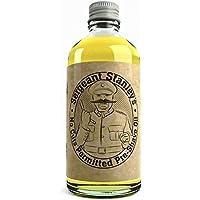 Aceite Preafeitado Sergeant Stanley's Sin Cortes Reino Unido Hecho Con Ingredientes Naturales Y Orgánicos 100 milliliter