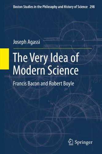 the-very-idea-of-modern-science-francis-bacon-and-robert-boyle-298-boston-studies-in-the-philosophy-