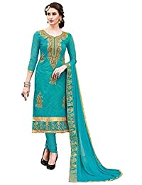 cb0462e23a Amazon.in  Ceremony - Dress Material   Ethnic Wear  Clothing ...