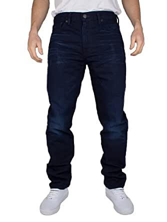 Levis - Bleu 508 Taper Fit Jeans - Homme - Taille: W32-L30