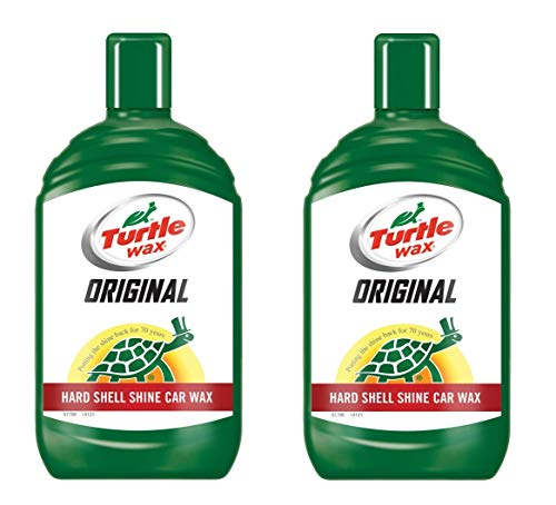 Preisvergleich Produktbild Turtle Wax 51795 2Pack Original Flüssiger Autowachs-Hartschalenglanz 2 x 500ml