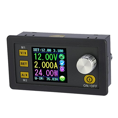 KKmoon LCD Digital programmierbare Konstantspannung Aktuelle Step-Down Power Supply Modul DC 0-32.00V/0-3.000A¡­