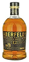 Aberfeldy Aged 12 Years 700ml by John Dewar and Sons Ltd