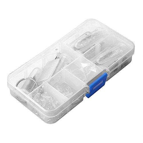 Brillen-sonnenbrillen-reparatur-kit (SIENOC Brillen Reparatur Set Sonnenbrillen Schraubendreher Schraubenzieher Werkzeug)