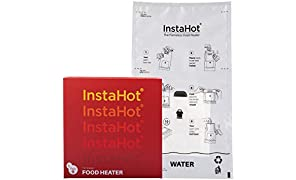 InstaHot The Flameless Food Heater (Pack of 5)