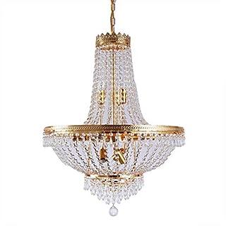 Flashing God Crystal Living Room Lamp European Chandelier Bedroom Light American Lighting Restaurant Light Crystal Lamp