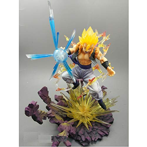 DJKFH Dragon Ball Modelo Juguete Clásico Personaje Estatua Anime Artesanía Muñeca Estatua Decoración 18 CM