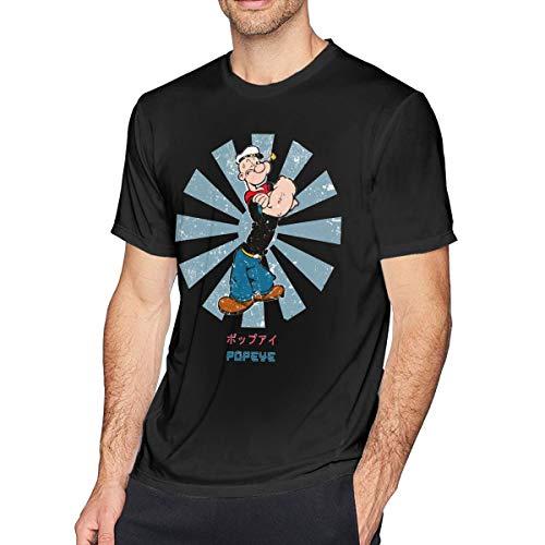 Japanese Herren Weich T-Shirt Black L ()