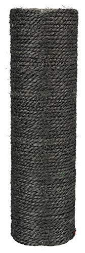 Trixie Tronco di Ricambio per Alberi tiragraffi Dimensioni: Ø 9 cm × 30 cm Grigio