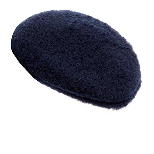 Earbags Fleece Ohrwärmer Mütze war gestern Standard Ohren Schützer, earbags fleece, Farbe marineblau, Größe M