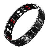 Best Magnetic Bracelets - Magnetic Bracelet for Men - Elegant Titanium Magnetic Review
