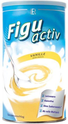 LR, LR FiguActiv Getränkepulver Vanille