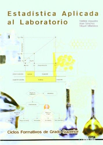 Gs - estadistica aplicada al laboratorio por Aa.Vv.