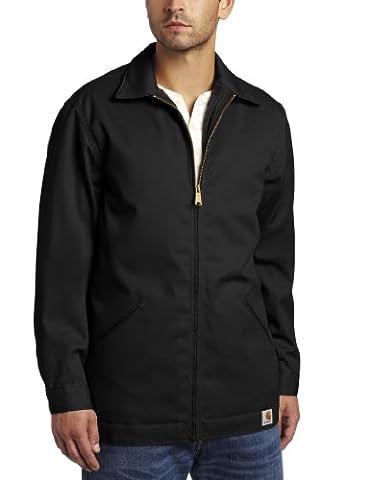 Carhartt .J293.BLK.S008 Twill Work Jacket, XX-Large, Black