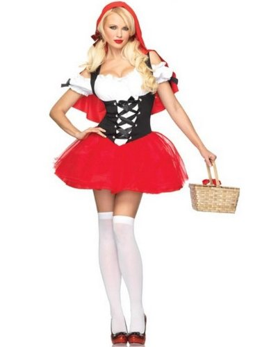 Little Red Riding Hood costume Christmas costume cosplay fancy dress adult women ladies sexy red classic fun costume Halloween Little Red Riding Hood Little Red Riding Hood (japan (Hood Riding Red Sexy Little Kostüme)