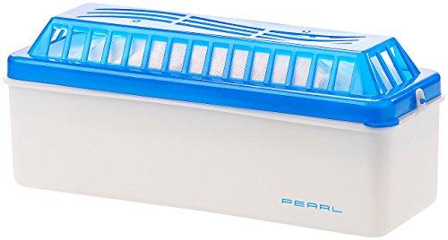Sichler Haushaltsgeräte Feuchtigkeitskiller: Raumentfeuchter mit 500 g Granulat, bis 1.100 ml, für Räume bis 35 m² (Einweg Granulat Luftentfeuchter)