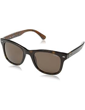 Police - Gafas de sol Wayfarer S1861 Skyline 2
