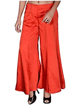 Indian Handicrfats Export Sizzlacious Regular Fit Women's Red Trousers