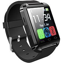 "Prixton sw8 - Smartwatch de 1.44"" (Bluetooth, Android) color negro"