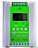 Gowe MPPT 1200W Intelligente Hybrid Laderegler, Solar Power 400W, Wind Power 800W, 12/24V