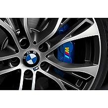 Autodomy Pegatinas BMW Pinza de Freno Pack 4 Unidades para Coche (Oro)