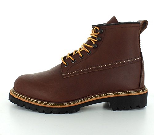 Red Wing Mens Ice Cutter 2931 Leather Boots Red Maple