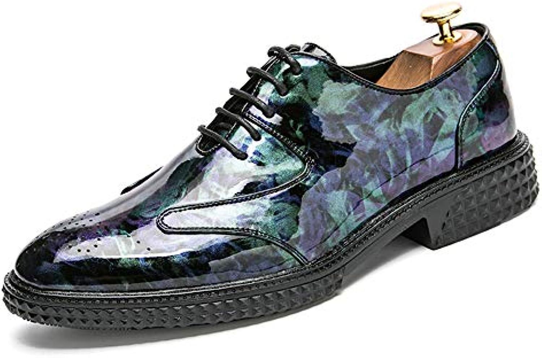 SRY-scarpe, Scarpe Stringate Uomo, Blu (blu), (blu), (blu), 40 | Ideale economico  bb5f84