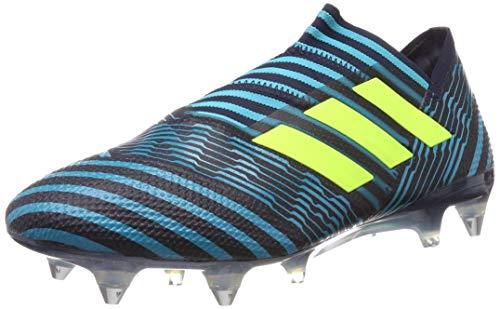adidas Herren Nemeziz 17+ 360Agility SG Fußballschuhe, Blau dunkelblau/türkis, 42 2/3 EU -