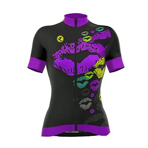 Uglyfrog Maillot Cyclisme Femme Jersey Vélo Maillot...