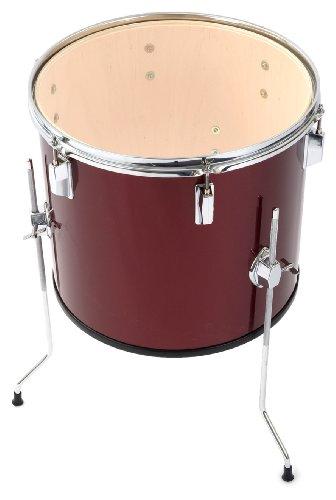 Percussion Plus - Tamburo per bambini, 16' x 14'/35,56 x 35,56 cm