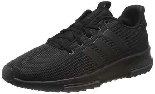 adidas Herren Cloudfoam Racer Tr B43651 Sneaker, Schwarz (Black, 46 EU (Adidas Schuhe Fitness)