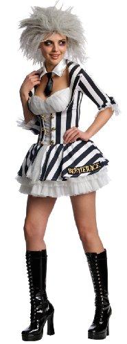 Beetlejuice™ - Adult Ladies Costume Lady : X (Kostüm Uk Beetlejuice)