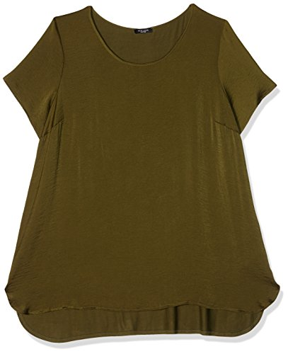 new-look-curves-hammed-satin-woven-front-camisetas-para-mujer-green-light-khaki-56