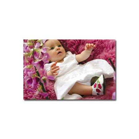 Inch Blue Meeow Chaussons pour bébé marron Flopsy - Marron - marron, 0-6 Monate / S Marron
