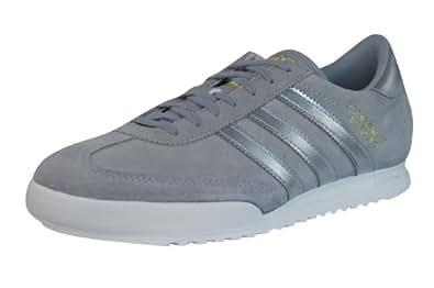 adidas Beckenbauer Allround hommes Suede chaussures / Chaussures - gris - SIZE EU 40.5