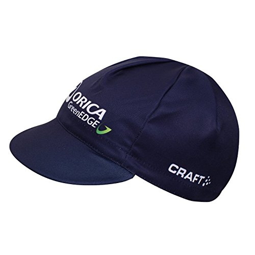 team-cycling-cap-retro-vintage-style-one-size-made-in-italy-orica-greenedge