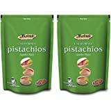 Tulsi Roasted California Pistachios, 200g (Pack of 2)