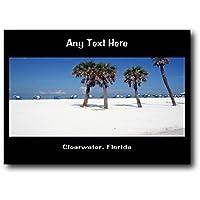 Clearwater, Florida personalizzato tappetino